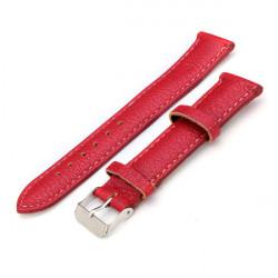 20mm PU Läder Herr Dam Mental Klockarmband