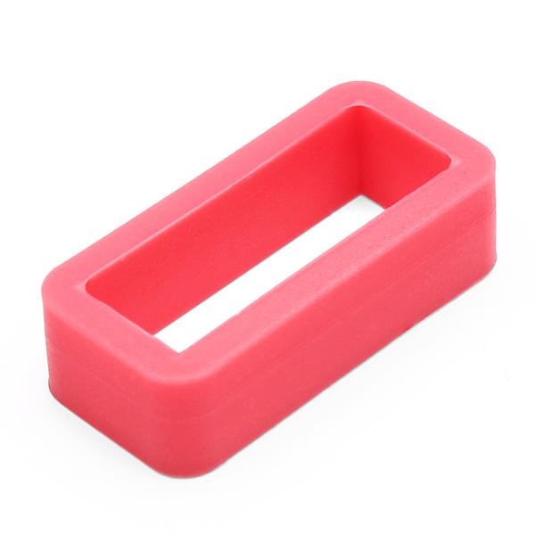 20mm PVC Watch Strap Fastholdelse Hoop  Gummi Holder Spænde Holder Urmager Værktøj