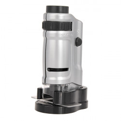 20x-40x Zoom LED Minifick Mikroskop Förstoring MG10081-8