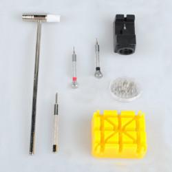 7 Stücke Uhr Reparatur Werkzeug Kit Set Bügel Remover