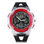 ALIKE AK6109 Sport Waterproof Multifunction Men Quartz Wrist Watch Watch