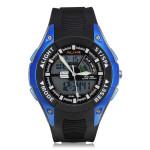ALIKE E7111 Sport LED Waterproof Multifunction Men Quartz Wrist Watch Watch