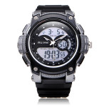 Alike AK1396 Sport Date Chronograph Alarm Black Men Wrist Watch Watch