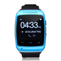BW 1 Pedometer Facebook Bluetooth für Android IOS Smart Phone Watch