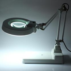 Desktop Lupe Lampe elektronische Vergrößerungsglas 220V 22W