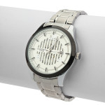 EYKI Luxus wasserdichte analog Edelstahl Mann Armbanduhr Uhren