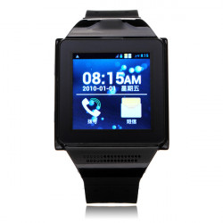 "Ikwear IK8 1,55"" Android OS 4.0 Dual Core 5.0MP Mobilklocka"