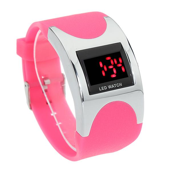 LED DAT Armbanduhr Uhren