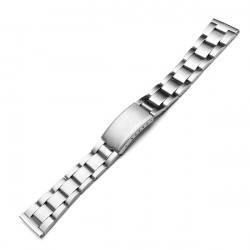 Lasha D1021 22mm Stainless Steel Strap Watch Band