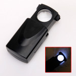 NEW 30X LED Jewelry Eye Glass Magnifier Loupe Watch Tools