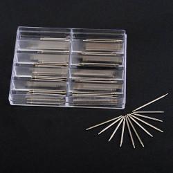 e 170stk 21-30mm Urremme Spring Strap Link Pins