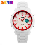 SKMEI 1062 Analog Digital Silicone Band Waterproof Sport Watch Watch