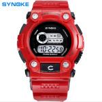 SYNOKE 88888 Digitale Lichtwasserdicht Sportuhr Uhren