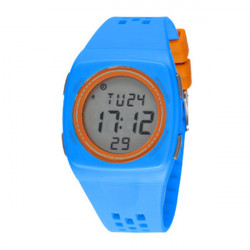 SYNOKE Kinder 50m Wasserdicht Alarm LED Digital Sport Uhr