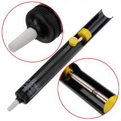 Solder Desoldering  Pump Sucker Irons Remover Tool Vacuum