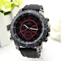V6 Super Speed Silicone Band Sport Watch