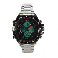 WEIDE LED Electronic Backlight Digital Dual Display Sport Watch