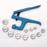 Armbandsur Kristall Tryck Case Ramen Closng Tryck Tänger Verktyg Urmakeriverktyg