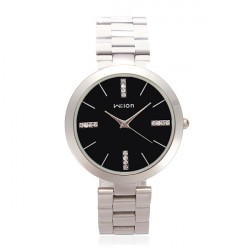 Wilon Korea Mode Edelstahl Quarz einfache Art Uhr