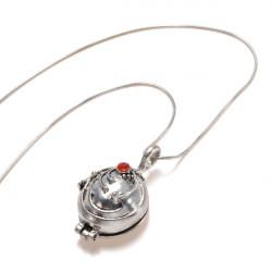 Wiederherstellen Vampire Diaries Jahrgang Elena Box Anhänger Halskette