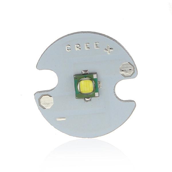 16MM CREE XPG R5 7000K 350Lm Hvid Lommelygte Emitter Lommelygter