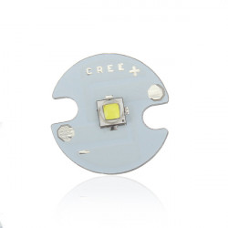 16mm CREE XPG2 R5 7000K 450lm Vit Ficklampa Sändare
