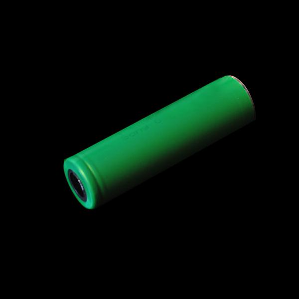 18650 3.7V 2600mAh US18650GR Uppladdningsbart Batteri för Sony Ficklampor