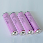18650 3.7V 2600mah Lithium Rechargeable Battery For Samsung Flashlight