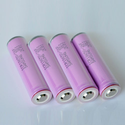 18650 3.7V 2600mah Lithium Rechargeable Battery For Samsung