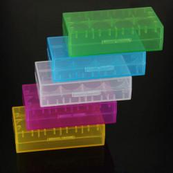 18650 CR123A 16340 Battery Case Holder Box Storage Color Optional