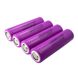 18650HD2 2000mAh 3.6V 25A Rechargeable Lithium-ion Battery