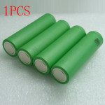 1PCS 3.7v 2200mAh US18650V3 Rechargeable Lithium Ion Battery For Sony Flashlight