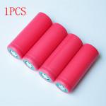 1PCS Sanyo 3.7V 1600mAh UR18500FK Uppladdningsbart Litiumjonbatteri Ficklampor