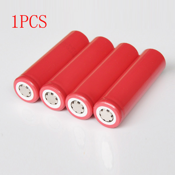 1PCS Sanyo 3.7v 2200mAh UR18650A Uppladdningsbart Litiumjonbatteri Ficklampor