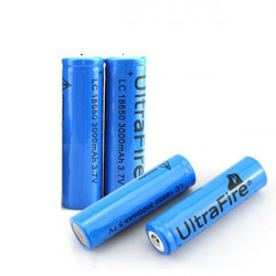 1 PC Ultrafire LC 18650 3000mAH 3.7V Lithium Ionen Akku