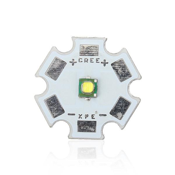 20MM CREE XPG R5 7000K 350Lm Vit Ficklampa Sändare Ficklampor