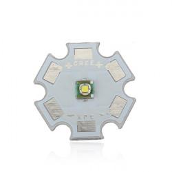 20mm CREE XPE Q5 7000K 228Lm LED Flashlight Emitter