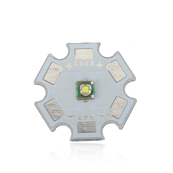 20mm CREE XPE Q5 7000K 228Lm LED Taschenlampe Emitter Taschenlampe
