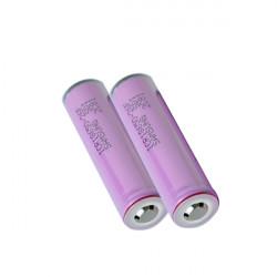 2stk 18650 3.7V 2600mAh Lithium Akku für Samsung
