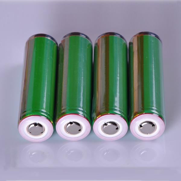 2PCS 3.7V 2600MAH 18650 Rechargeable Battery For Sony Flashlight