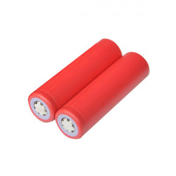 2PCS Sanyo 3.7V 2600MAH UR18650ZY 18650 Rechargeable Battery