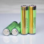 4PCS NCR 18650B 3.7V 3400mAh Skyddad Uppladdningsbart Litiumbatteri Ficklampor