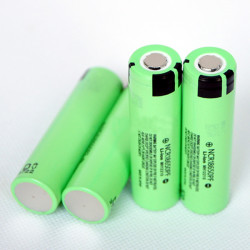 4PCS NCR 18650PF 3.7V 2900MAH Rechargeable Lithium Battery