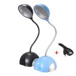 5V 15x LED Mini USB RDesk Lampa Tischlampe Schreibtischlampe Ficklampor