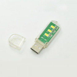 5v USB DATOR Lampa Natt High Brightness LED-lampa
