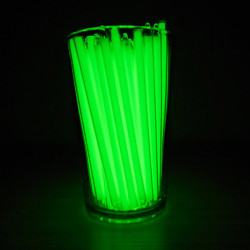 5x100mm Trit Vials Tritium Self-luminous 15-Years