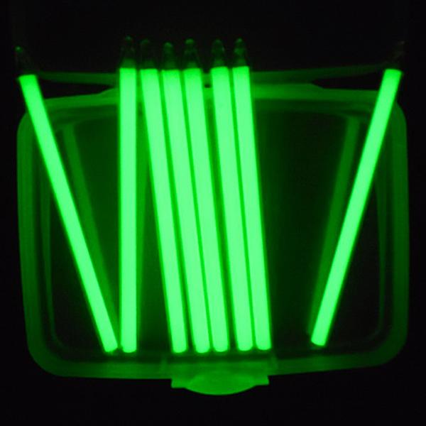 5x80mm Trit Vials Tritium Self-luminous 15-Years Flashlight