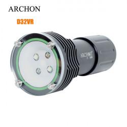 ARCHON D32VR 100M 4x LED Photograph Diving LED Flashlight