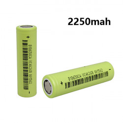 BAK 3.7v 2250mAh 18650 lithium-ion Rechargeable Battery