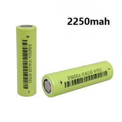BAK 3,7 V 2250mAh 18650 Lithium Ionen Akku